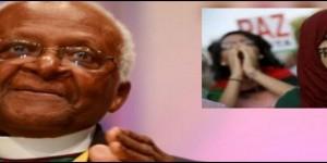 Gracias¡ Desmond Tutu
