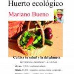 Cartel del curso de huerto ecológico