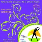 IV Salón de Salud, Belleza y Bienestar  + BIO de Navarra 2015, Casa Rural Ecológica KAAÑO ETXEA