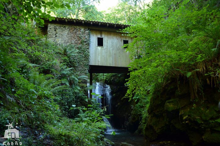 casa Rural ecológica - Baztan - Molino Infierno