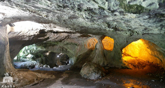 casa rural ecológica Kaaño etxea - Xareta - galerias cueva -de-Zugarramurdi