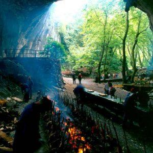 casa rural ecológica Kaaño etxea - Xareta - zikiro - cueva-Zugarramurdi
