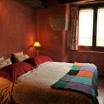 casa rural ecológica Kaanoetxea-galeria-13 - habitación Lurra