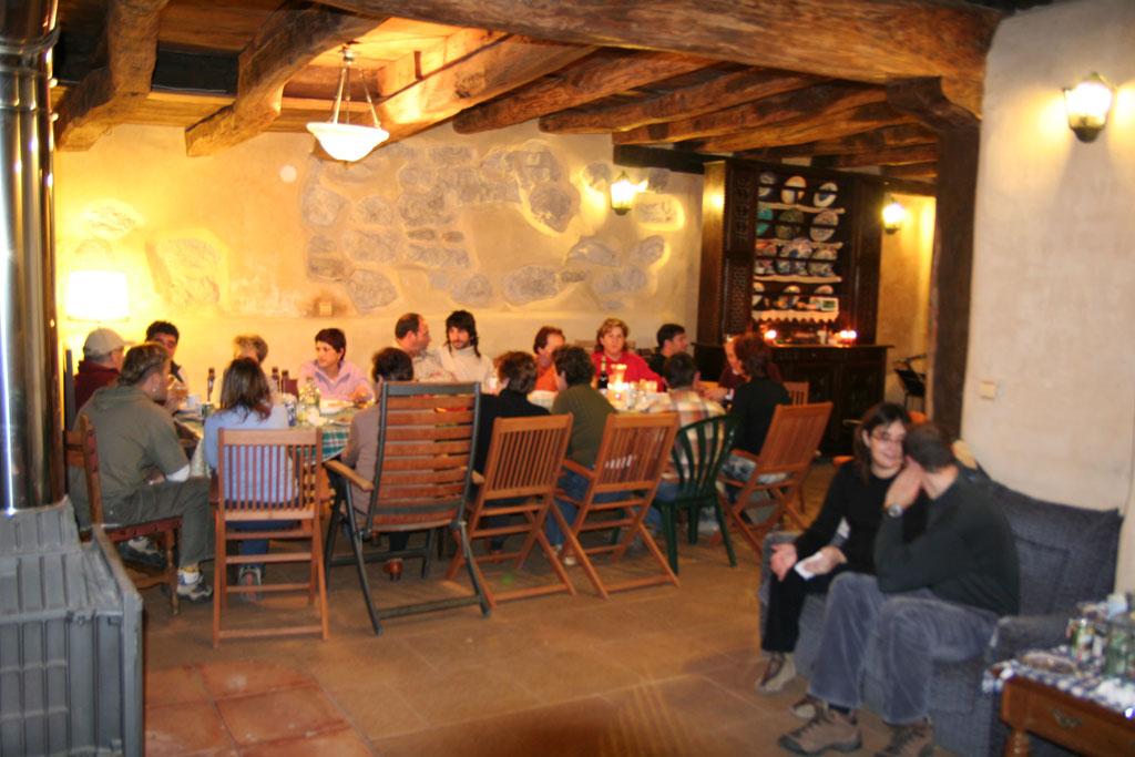casa rural ecológica Kaaño etxea-galeria-3 - cena + concierto de guitarra