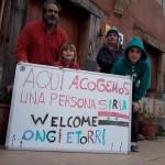 REFUGEES WELCOME #YoAcojo #refugeeswelcome #Errefuxiatuakongietorri