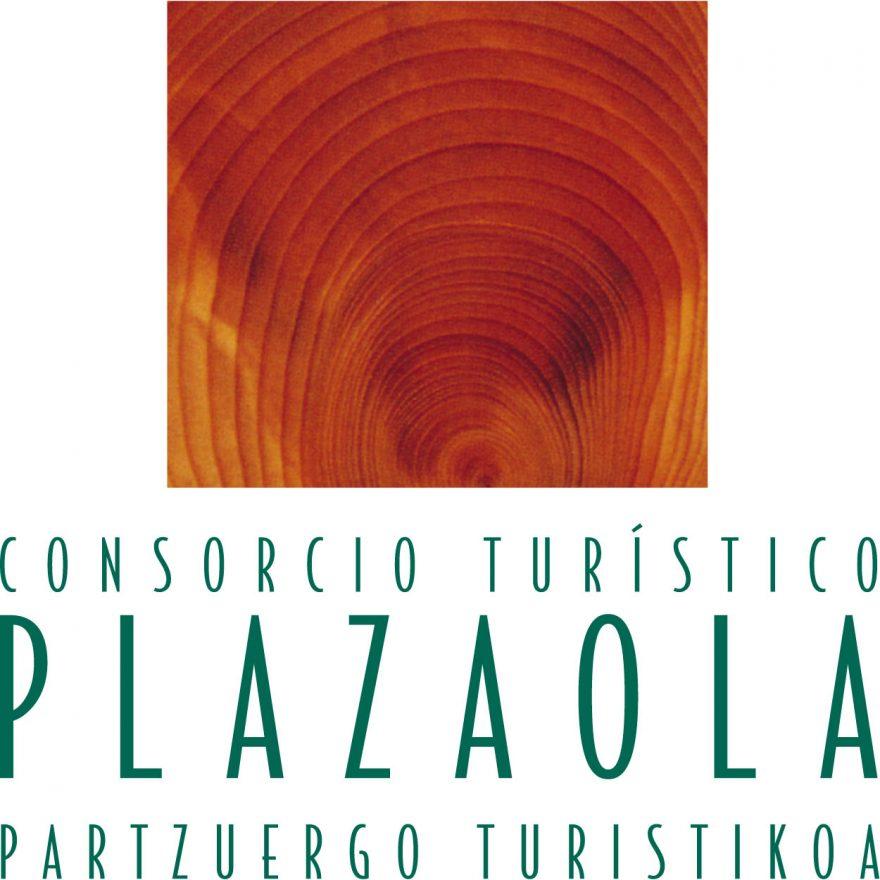 logo consorcio turístico Plazaola. Plazaolako partzuergo turistikoa