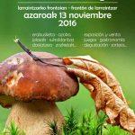 Día del hongo – Honddoaren eguna