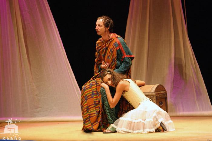 Teatro Clásico en El Palacio Real de Olite. del 21 de julio al 5 de agosto