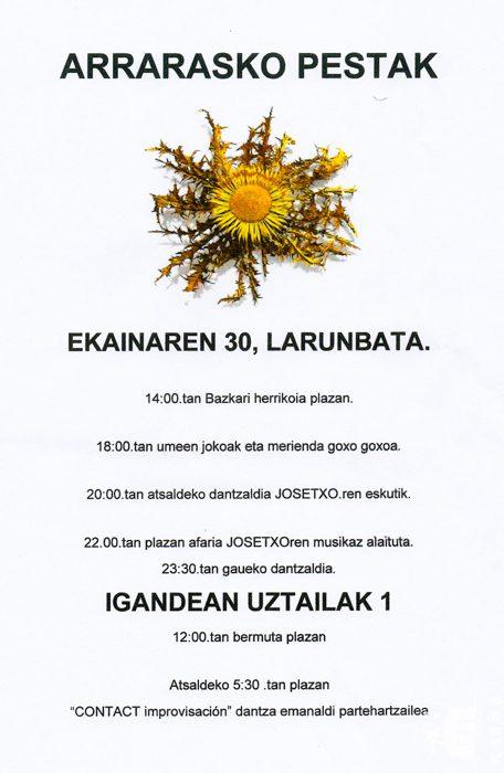 Basaburua - Arrarats