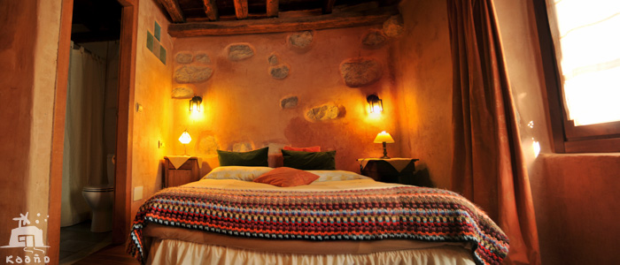Casa rural ecológica, organic Bed & Breackfast