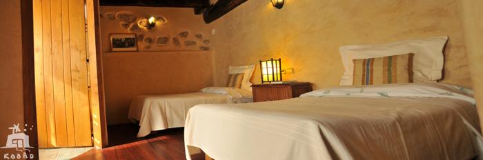 Casa rural ecológica Kaaño etxea, organic bed & breackfast